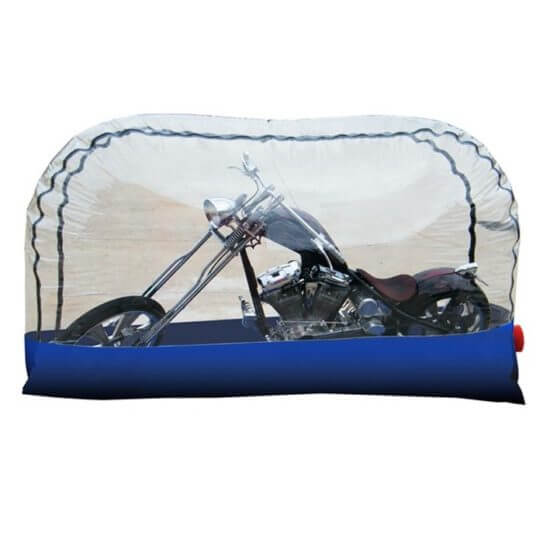 Motorbike Inflatable Bubble Igloo Cover