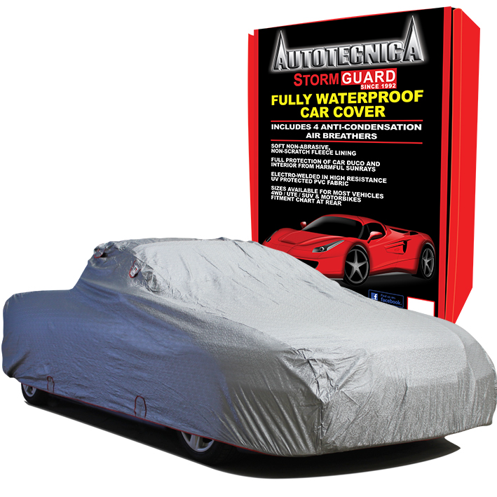 fully waterproof stormguard ute covers autotecnica imports pty ltd. Black Bedroom Furniture Sets. Home Design Ideas