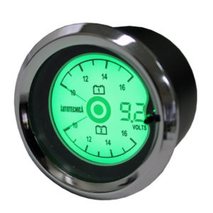 3 in 1 LCD GAUGES (52mm) (LC SERIES)